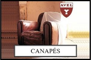 Produits Canapés