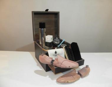 bien cirer ses chaussures en cuir. Black Bedroom Furniture Sets. Home Design Ideas