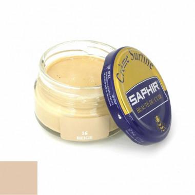 Crème Surfine Saphir - Cirage Beige