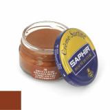 Crème Surfine Saphir - Cirage Brun Cuivré