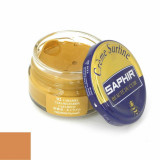 Crème Surfine Saphir - Cirage Caramel