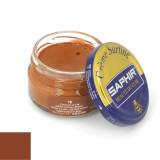 Crème Surfine Saphir - Cirage Cognac Clair