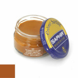 Crème Surfine Saphir - Cirage Marron Clair