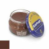 Crème Surfine Saphir - Marron Moyen