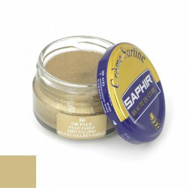 Crème Surfine Saphir - Cirage Or Pâle