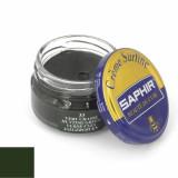 Crème Surfine Saphir - Cirage Vert Chasse
