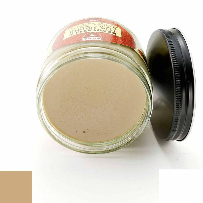 Cirage pour l 39 entretien des canap s en cuir beige - Produit d entretien pour canape simili cuir ...