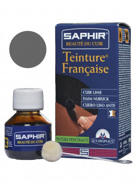 Teinture Française Saphir - Gris