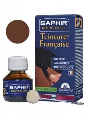 Teinture Française Saphir - Marron