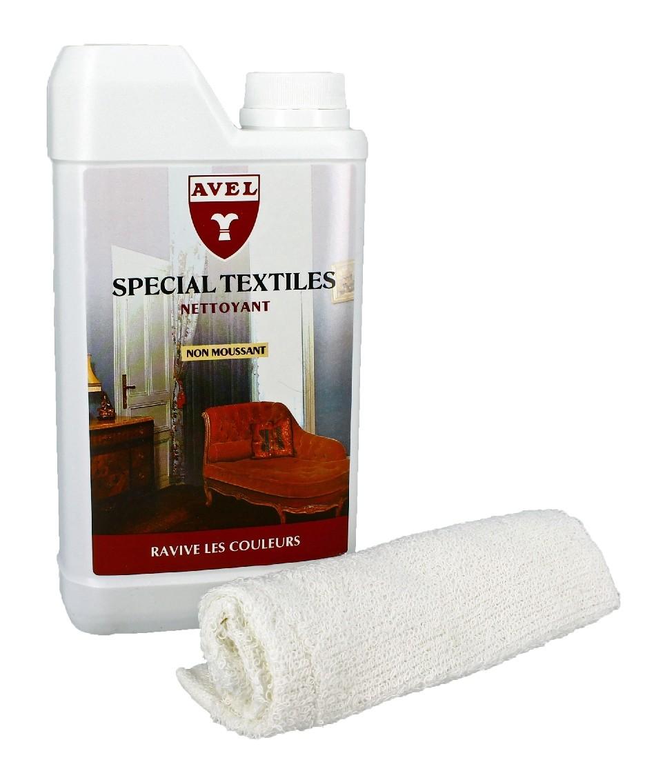 lait nettoyant textiles avel. Black Bedroom Furniture Sets. Home Design Ideas