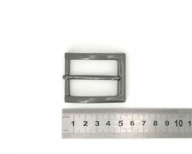 Boucle de ceinture 30mm - Acier 2