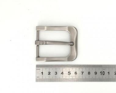 Boucle de ceinture 40mm - Acier 6