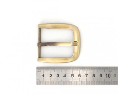 Boucle de ceinture 40mm - Ardillon Bronze