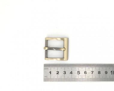 Boucle de ceinture 25 mm - Bronze 9