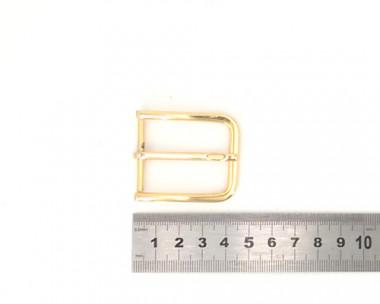 Boucle de ceinture 30mm - Ardillon Doré 7