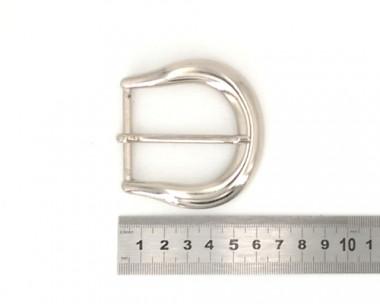 Boucle de ceinture 40mm - Ardillon Nickelé 6