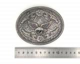 Boucle de ceinture - Aigle Oval