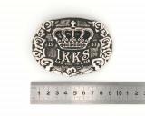 Boucle de ceinture - IKKS Argent
