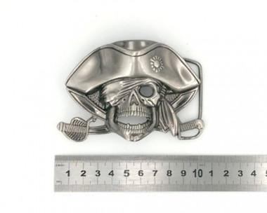 Boucle de ceinture - Pirate