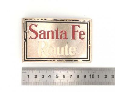 Boucle de ceinture - Ceinturon Santa Fe