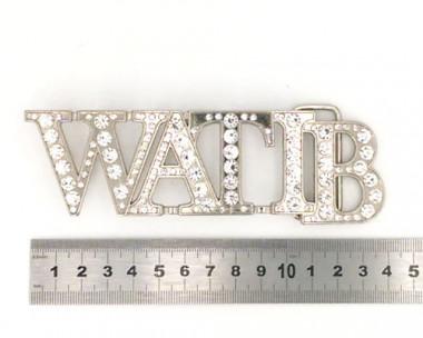 Boucle de ceinture - WATI B Strass 2