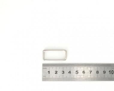 Passant Nickelé 30mm