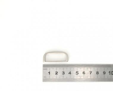 Passant Argent 30 mm