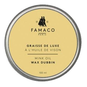 Graisse de Luxe à l'huile de vison