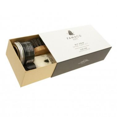 Kit de soin pour le cuir Lisse