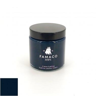 Crème Sublime - Bleu Marine - Collection 1931 Famaco