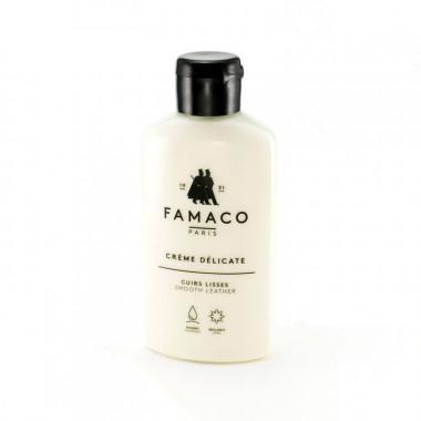 Crème Délicate Famaco, lait nettoyant Incolore