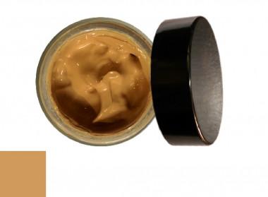 Cirage teintant beige 307 pour cuir Famaco