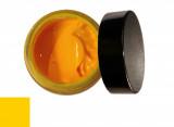 Cirage teintant jaune pour cuir Famaco