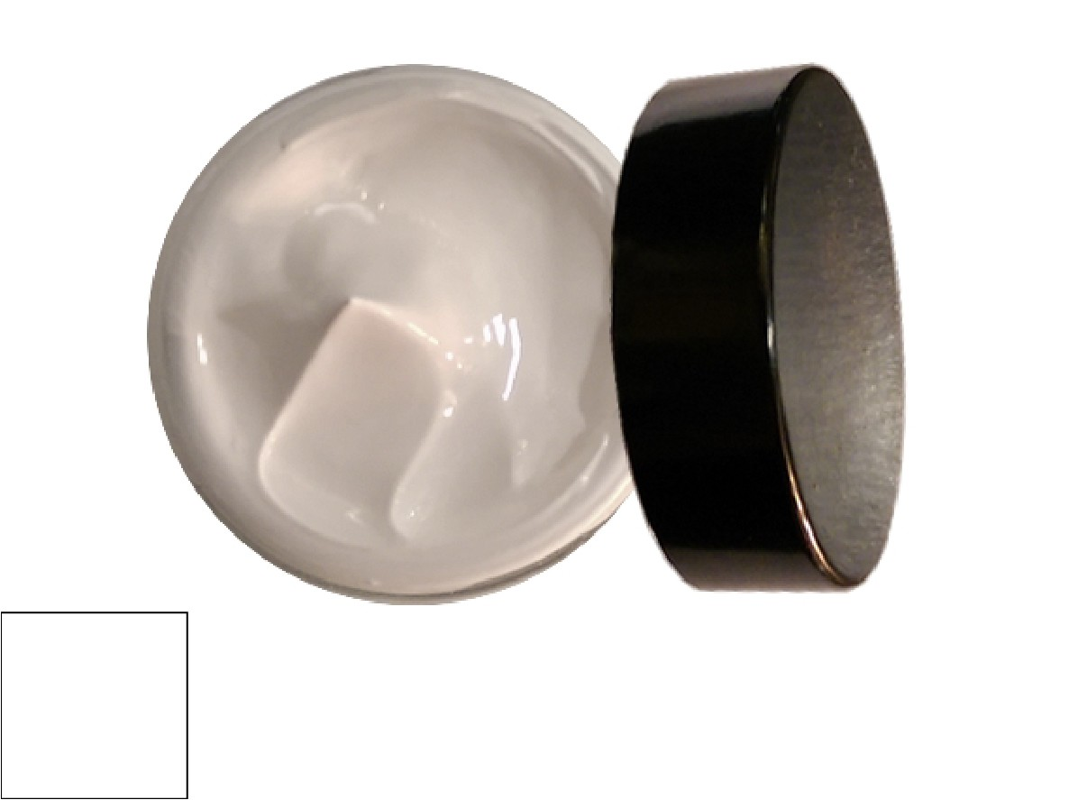 33bab4013ed Cire blanche teintante pour cuir lisse