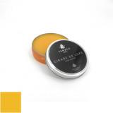 Pâte cirage de luxe jaune cire Famaco