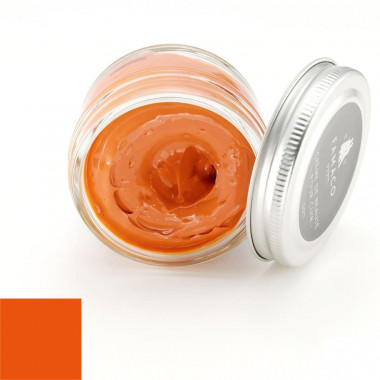 Cirage Chaussure Famaco Orange