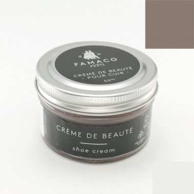 Cirage Chaussure Famaco Gris Taupe