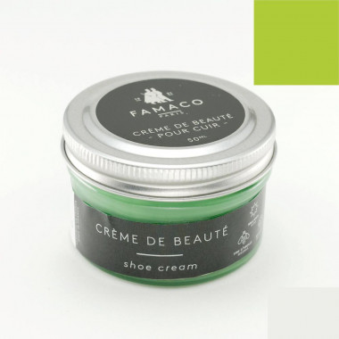 Cirage Chaussure Famaco Vert Pomme
