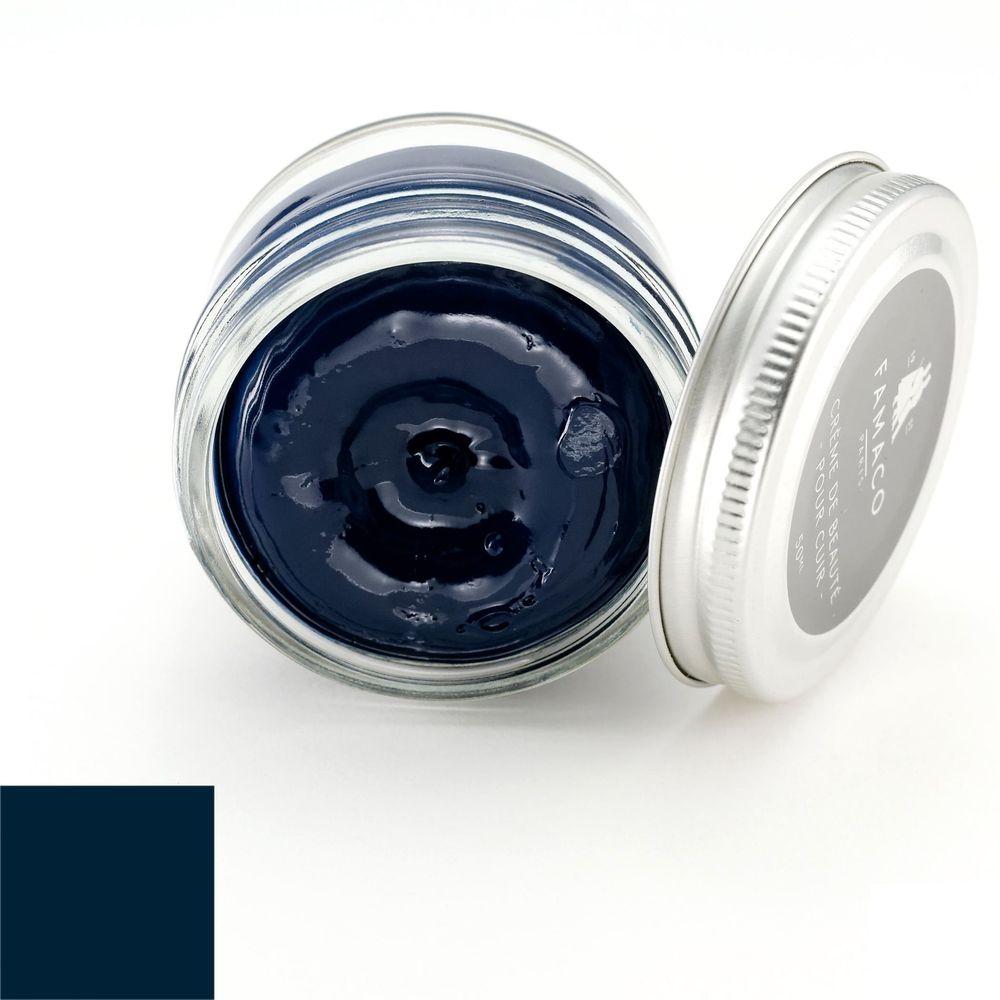 cirage bleu marine