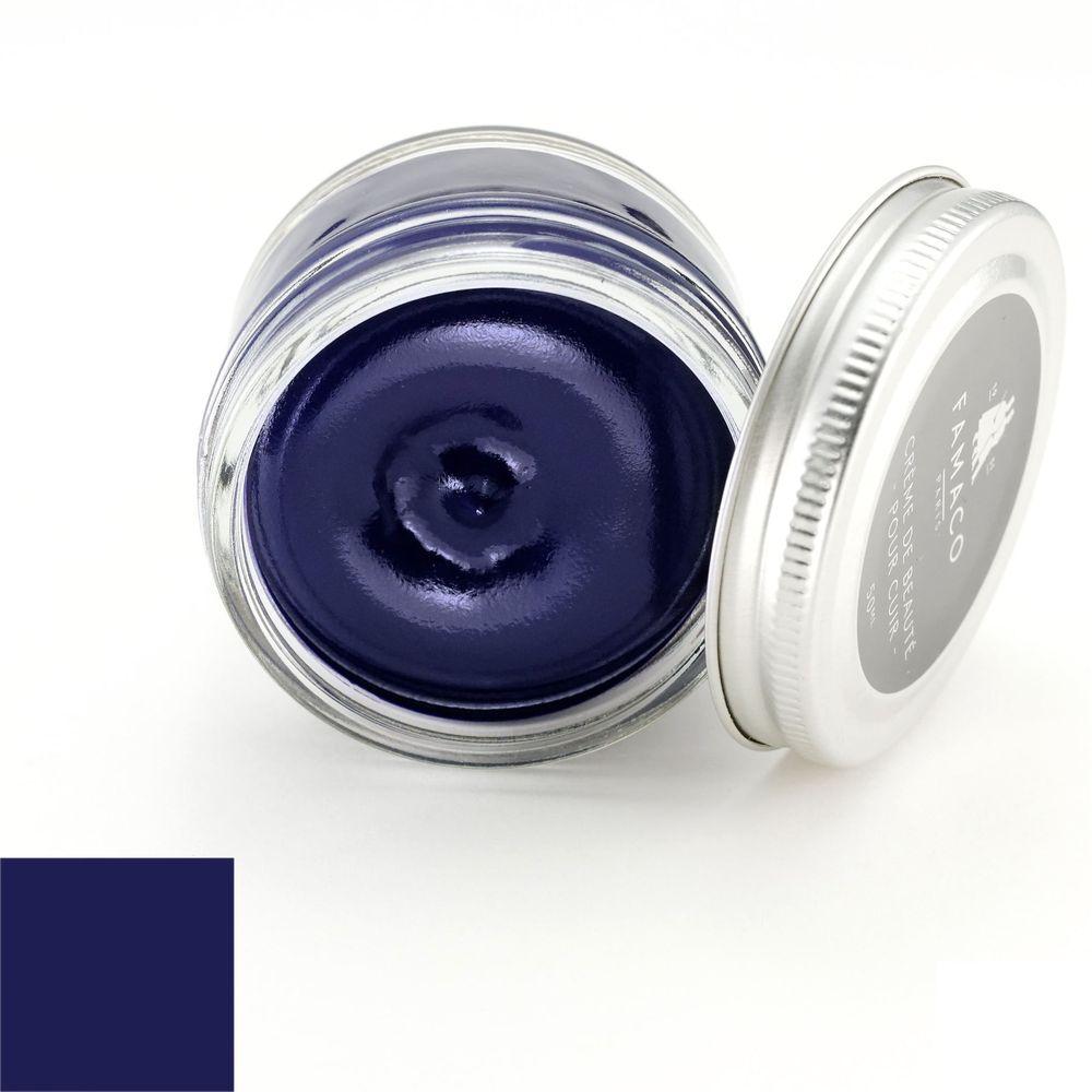 cirage famaco de couleur violet pour vos chaussures. Black Bedroom Furniture Sets. Home Design Ideas