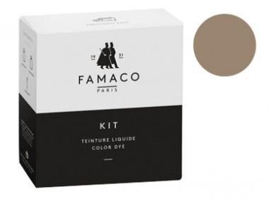 Kit de teinture Bambou pour cuir Famaco
