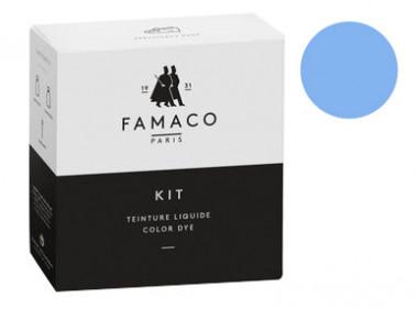 Kit de teinture Orchidée pour cuir Famaco