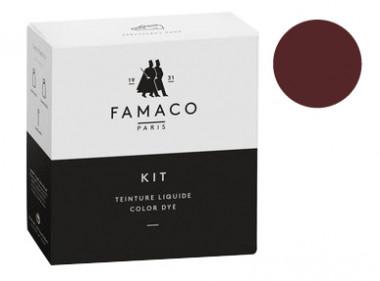 Kit de teinture Bourbon pour cuir Famaco