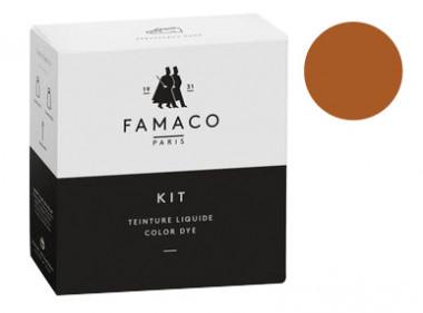 Kit de teinture Maïs pour cuir Famaco