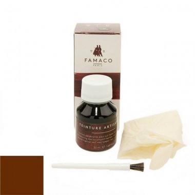 Teinture Artisanale Famaco - Marron Moyen