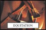 Produit d'entretien pour le cuir d'équitation (selles, harnais, bottes...)