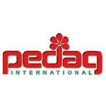 Logo Pedag, marque allemande de semelles pour le confort du pied